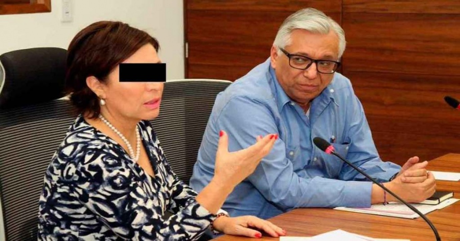 Congelan cuentas bancarias a Ramón Sosamontes, ex colaborador de Rosario Robles