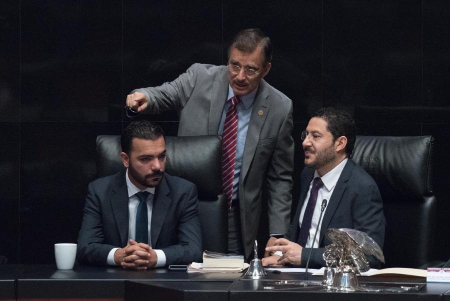 Concluye Comisión Permanente sus trabajos legislativos