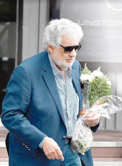 Denuncias de acoso se desploman y crece respaldo a Plácido Domingo