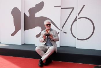 """Otorgan el """"Léon de Oro"""" a Almodóvar por su trayectoria"""