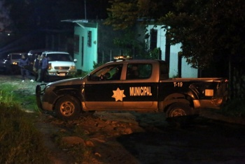 Ataque armado en Morelos deja dos policías muertos
