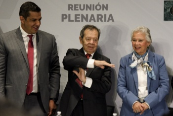 Rechaza Sánchez Cordero ingobernabilidad por acontecimientos en Coatzacoalcos