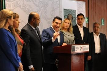 El PRI será una oposición constructiva y de verdadero contrapeso: Alejandro Moreno