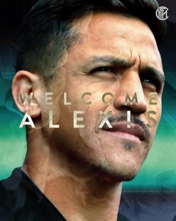 Oficial: Alexis Sánchez, nuevo jugador del Inter de Milán