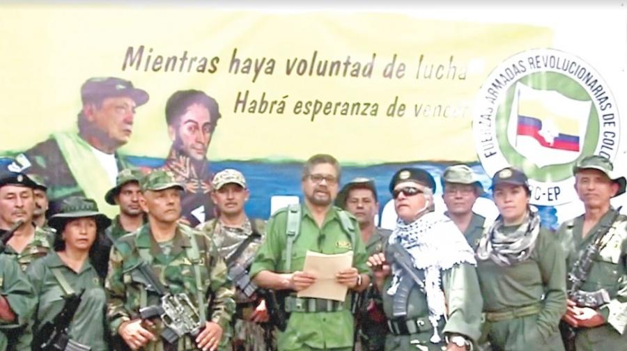 Las FARC retoman las armas… desde Venezuela