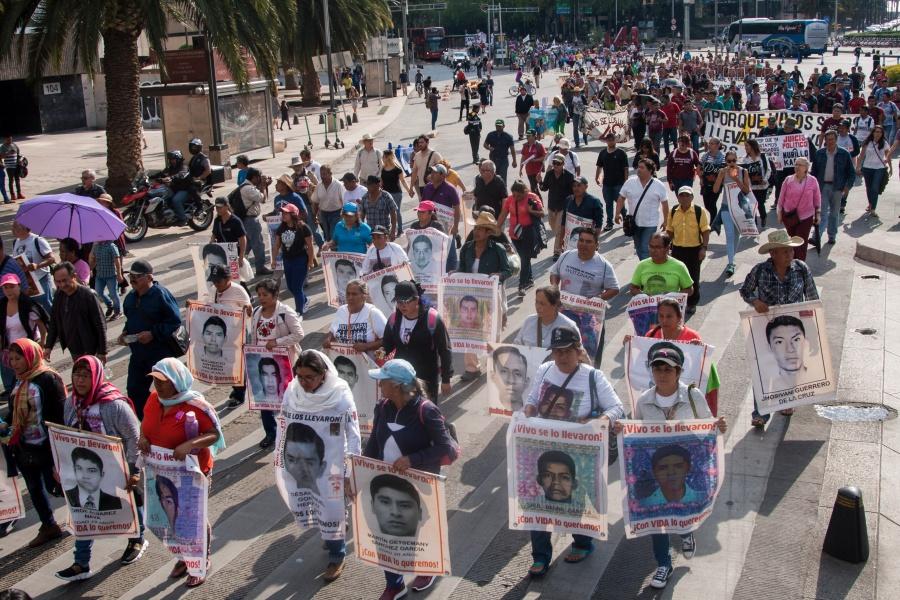 30 de agosto, Día Internacional de las Victimas de Desapariciones Forzadas