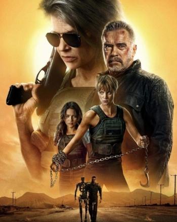 """Listo el nuevo tráiler de """"Terminator: Dark Fate"""""""