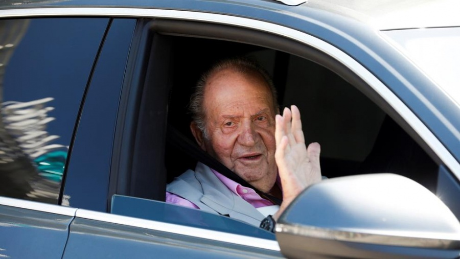 Rey Juan Carlos I de España recibe alta de hospital tras operación