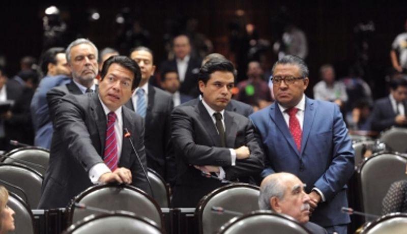 Morena y sus aliados votarán en contra del PAN, para que no asuma la presidencia de la Mesa Directiva en Cámara de Diputados