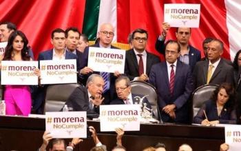 Porfirio Muñoz Ledo se queda en la presidencia hasta el 5 de septiembre