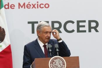 Hacemos todo para encontrar a estudiantes de Ayotzinapa: AMLO