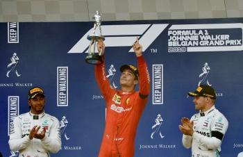 Charles Leclerc obtiene su primer triunfo en Fórmula 1