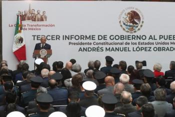 Ofrece AMLO cooperación con todos los países y destaca relación con EU