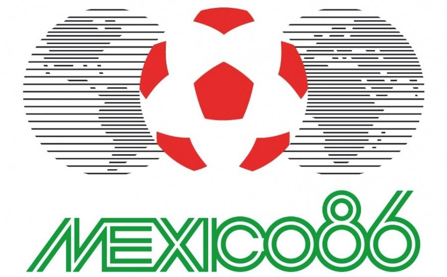 Logo de México 86, el mejor de las copas del mundo