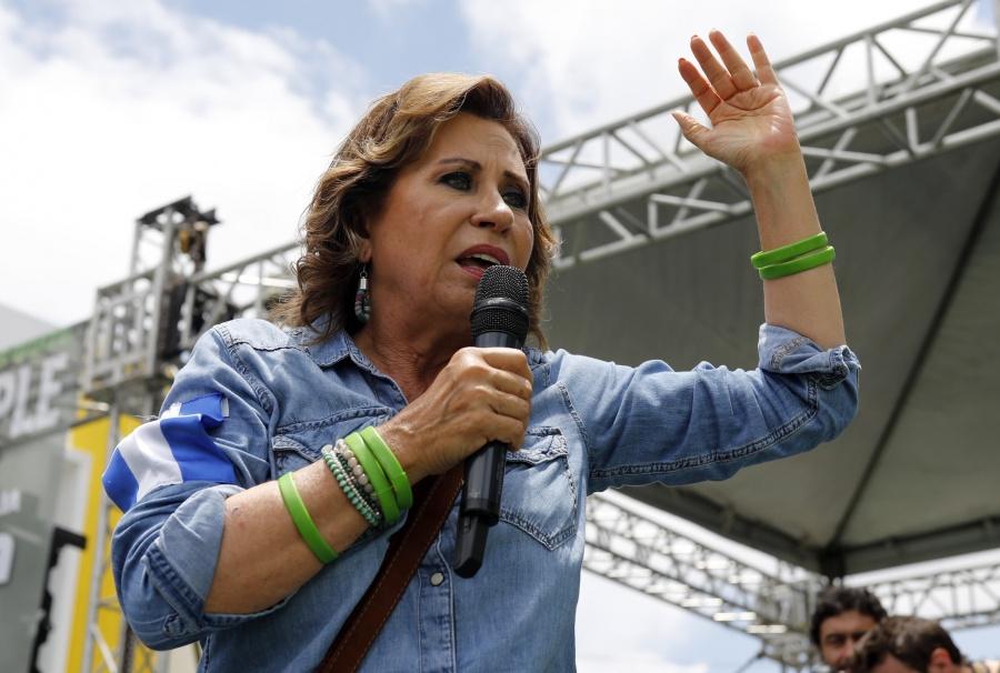 Detienen a Sandra Torres, excandidata presidencial de Guatemala