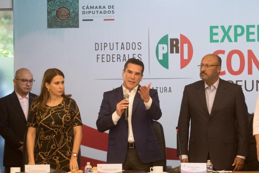 """Aseguran que el PRI no es una oposición """"desmoralizada"""""""