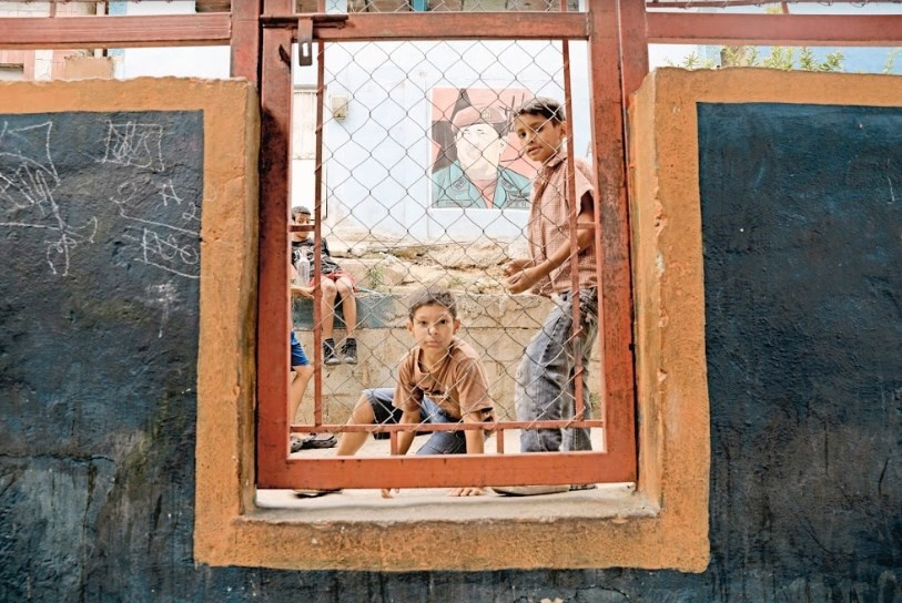 El 60% de los niños no van a las escuelas en Venezuela