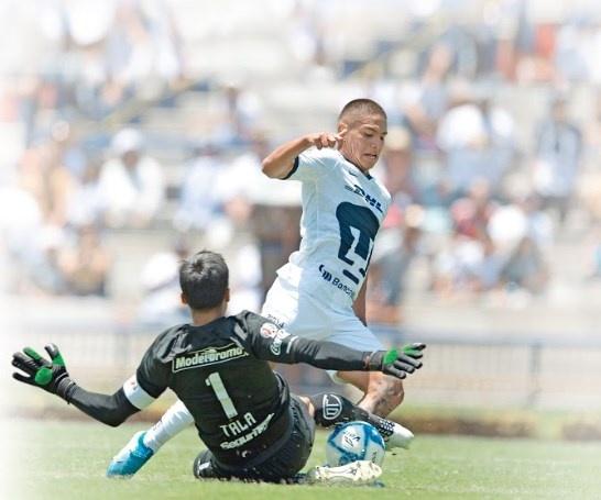 Pumas vence en último minuto y agudiza la crisis de Toluca