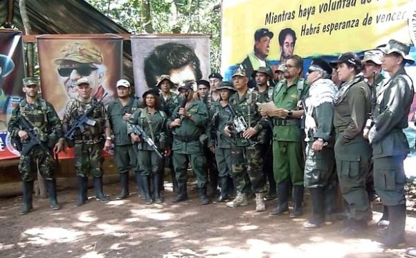 Disidentes de las FARC buscarían alianza con el ELN