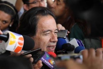 Ya se regularizó el abasto de medicamento para niños con cáncer: Mohar Betancourt