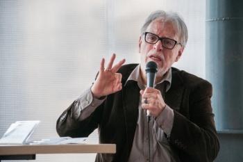 David Huerta gana premio FIL de Guadalajara en Literatura en Lenguas Romances 2019
