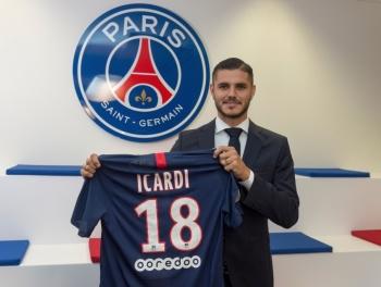 Oficial: Mauro Icardi llega cedido al PSG