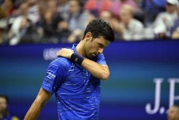 Djokovic se retira del US Open de Tenis por lesión
