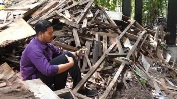 Jóvenes indonesios inventan dispositivo para hallar a víctimas de terremoto