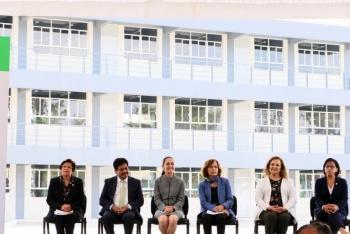 Abren la primera de las cinco nuevas preparatorias del IEMS CDMX