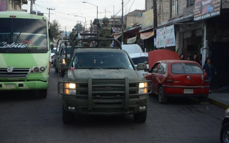 Llega Guardia Nacional a zona boscosa de Tlalpan