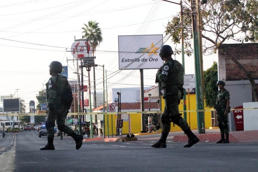 Líder del grupo Gente Nueva, entre los muertos en tiroteo de Cuernavaca