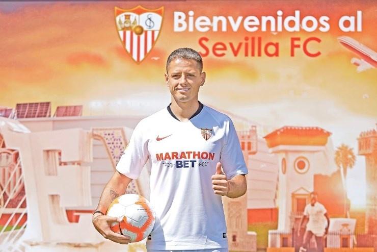 Chicharito llega a su segundo equipo español