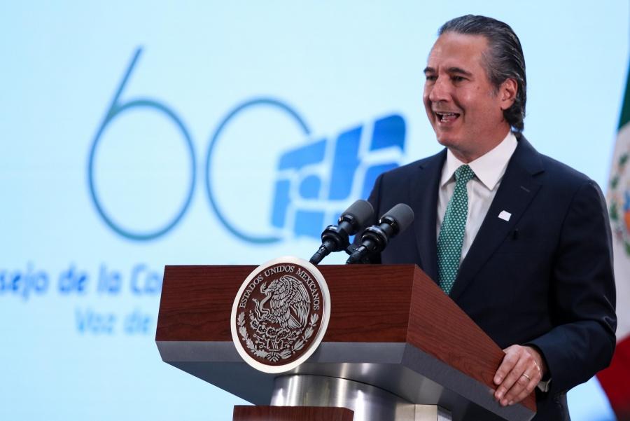 José Carlos Azcárraga nuevo presidente del Consejo de la Comunicación