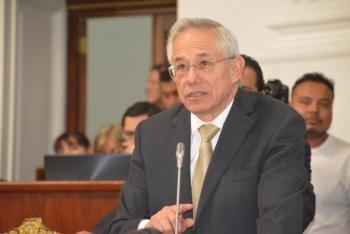La SSC debe informar sobre el uso de la fuerza: Jorge Gaviño