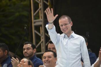 El panista Ricardo Anaya podría regresar a la política