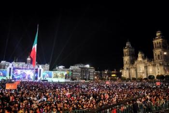 ¡Viva México!, presentan programa para festividades de la Independencia