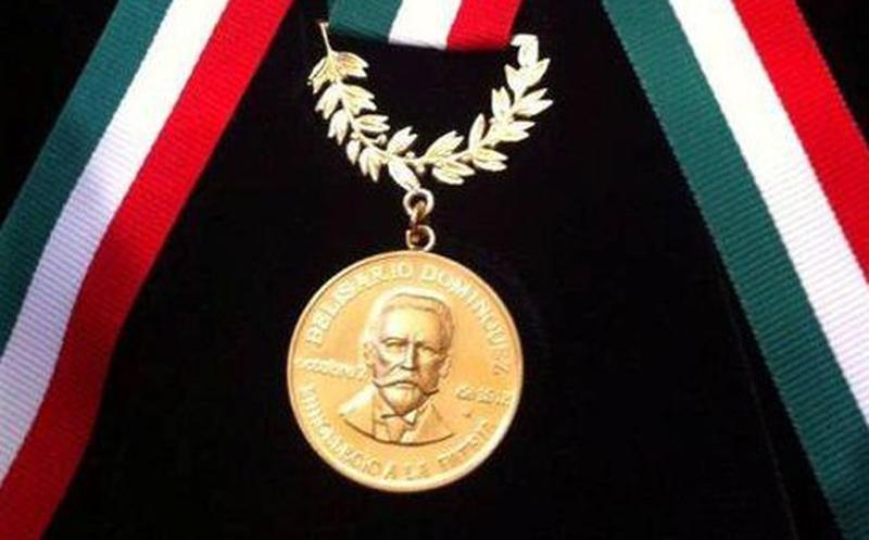 Suman 280 propuestas para recibir la medalla Belisario Domínguez