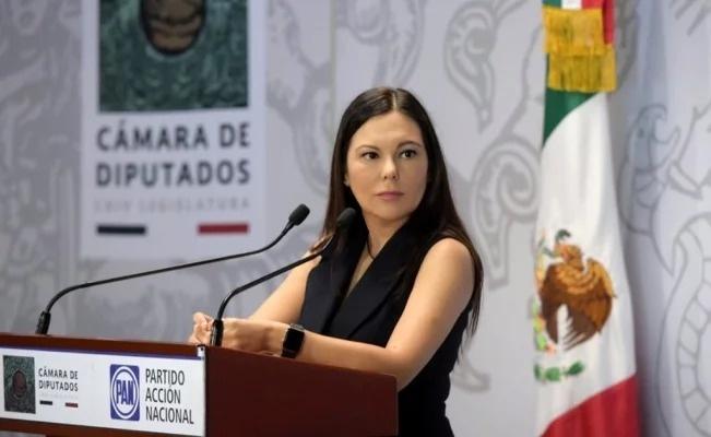 Mayoría en San Lázaro rechaza planilla encabezada por la panista Laura Rojas