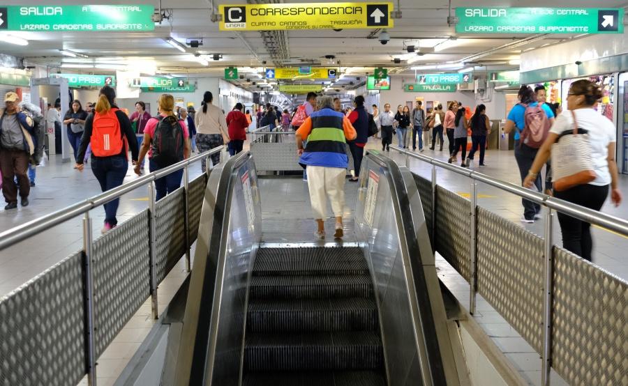 A sus 50 años, arranca el metro su proceso de modernización