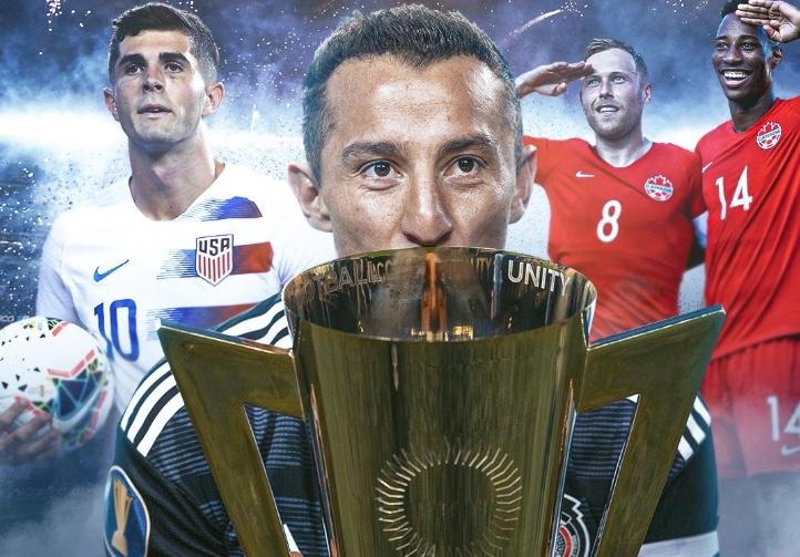 Clasificación a la Copa Oro será a través de la Nations League