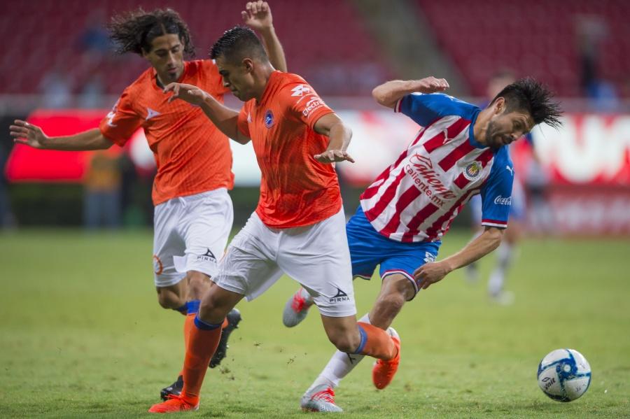 Chivas no para de sufrir; pierde ante Correcaminos en Copa MX
