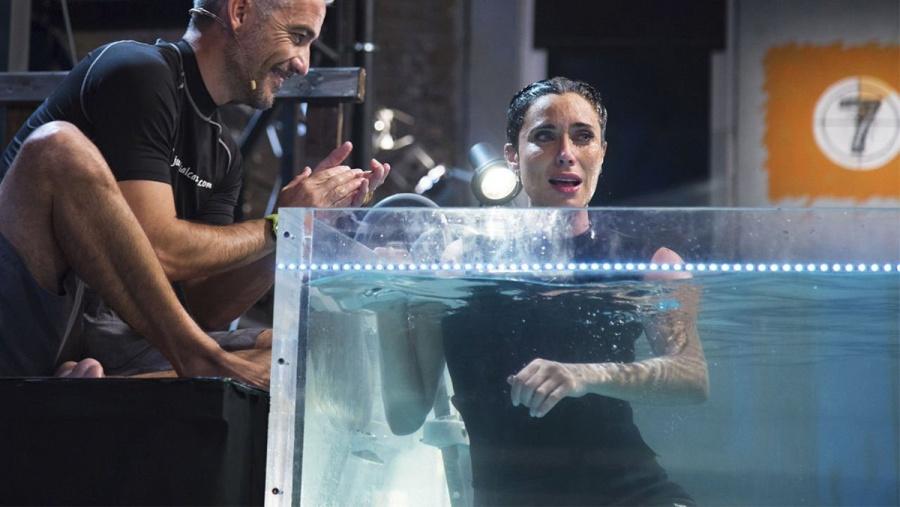 Sergio Ramos felicita a Pilar Rubio por su último reto