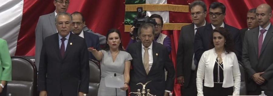Laura Angélica Rojas es la nueva presidenta de la Cámara de Diputados