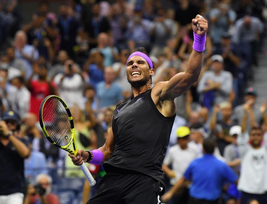 Nadal elimina a Schwartzman y pasa a