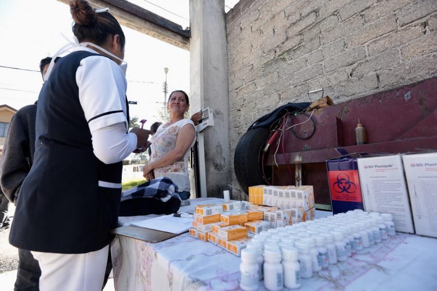 A partir de octubre, comienza la distribución de vacuna contra la influenza