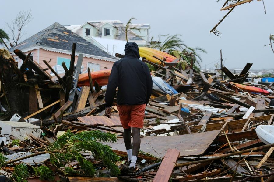 Comienza a llegar la ayuda a Bahamas tras paso de Dorian