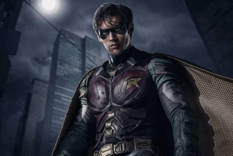 """Productor de """"Titans"""" revela posible aparición de """"Nightwing"""""""