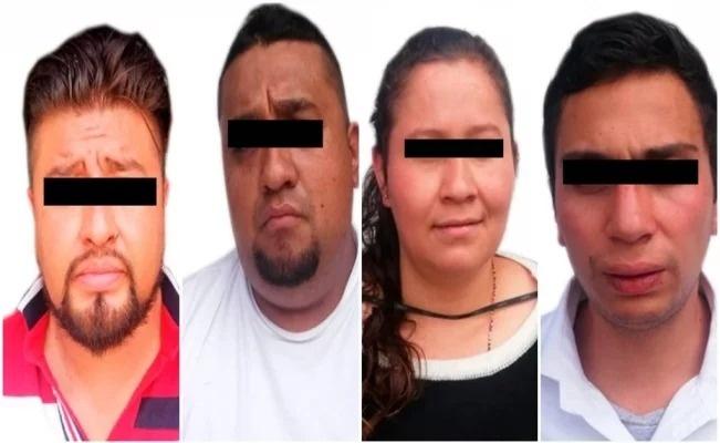 Logran detención de banda dedicada a robo de casa habitación en Benito Juárez