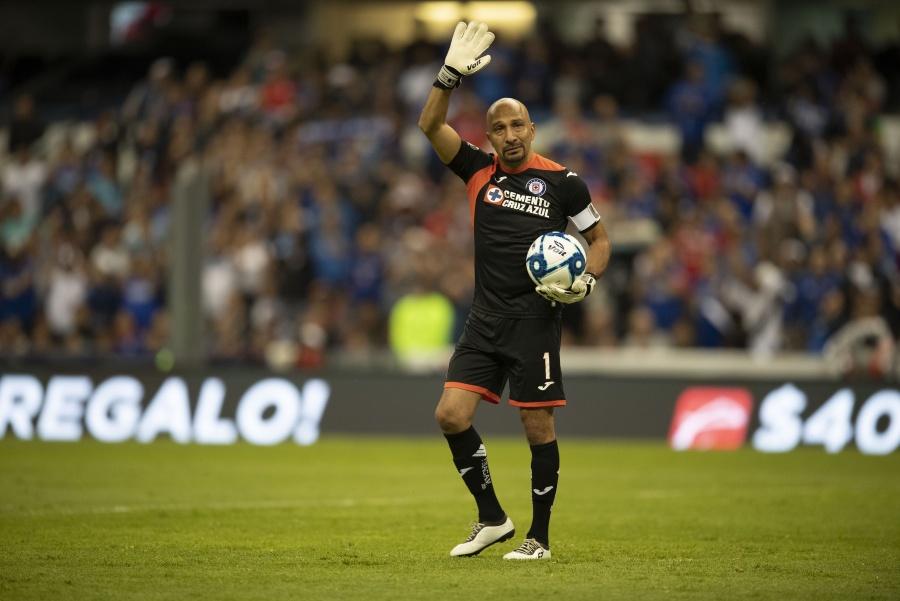 Óscar Pérez regresa a Cruz Azul como entrenador de porteros