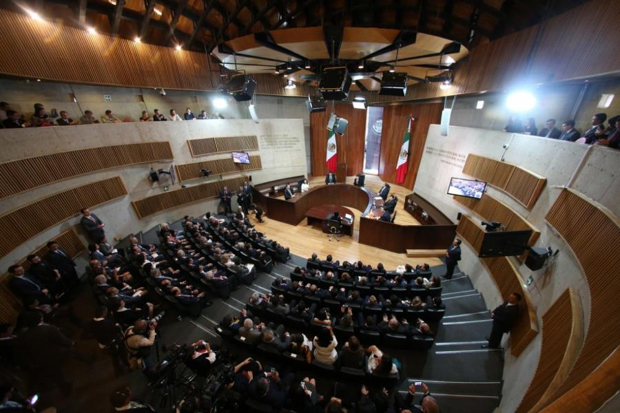 Busca Morena elegir magistrados electorales